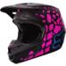Fox V1 Grav Helmet Black/Pink
