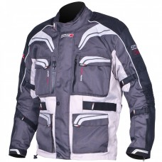 TUZO OUTBACK WATERPROOF ADVENTURE MOTORCYCLE JACKET