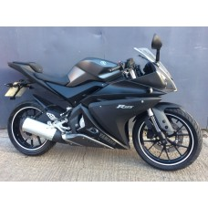 Yamaha YZFR125 Sold