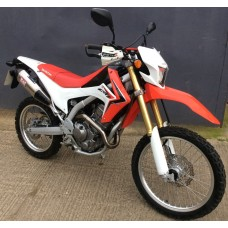 Honda CRF250L SOLD