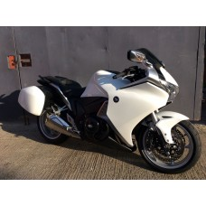 Honda VFR1200F ABS - Fitted With Colour Matched Paniers