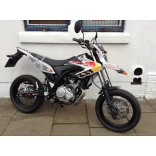 Yamaha WR125X SOLD