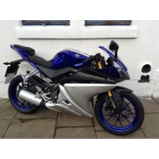 Yamaha YZFR125 ABS Sold