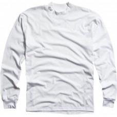 Fox Silvertone Long Sleeve Tech Tee White